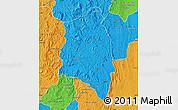 Political Map of Anjozorobe
