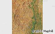 Satellite Map of Anjozorobe