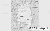 Silver Style Map of Anjozorobe