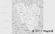 Silver Style Map of Ankazobe