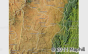 Satellite Map of Antanifotsy
