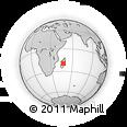 Outline Map of Antanifotsy