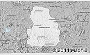 Gray 3D Map of Arivonimamo
