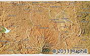 Satellite 3D Map of Arivonimamo