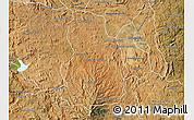 Satellite Map of Arivonimamo