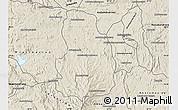 Shaded Relief Map of Arivonimamo