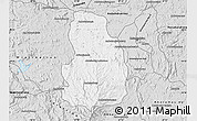 Silver Style Map of Arivonimamo