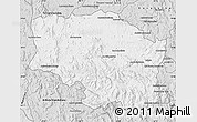 Silver Style Map of Betafo