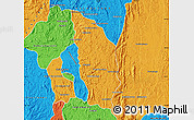 Political Map of Manjakandriana