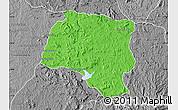 Political Map of Miarinarivo, desaturated