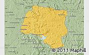 Savanna Style Map of Miarinarivo