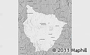 Gray Map of Tsiroanomandidy