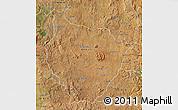 Satellite Map of Tsiroanomandidy