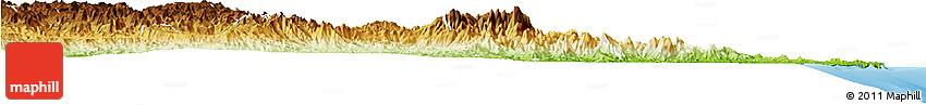 Physical Horizon Map of Sambava