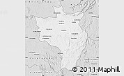 Silver Style Map of Ambatomainty