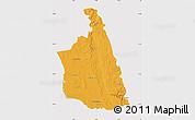 Political Map of Antsalova, cropped outside