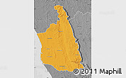 Political Map of Antsalova, desaturated