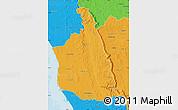 Political Map of Antsalova