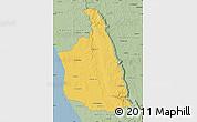 Savanna Style Map of Antsalova