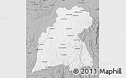Gray Map of Maevatanana