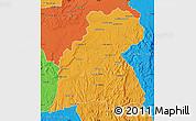 Political Map of Maevatanana