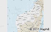 Classic Style Map of Mahajanga
