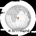 Outline Map of Mitsinjo
