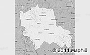 Gray Map of Morafenobe