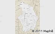Classic Style Map of Tsaratanana