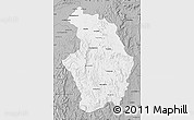 Gray Map of Tsaratanana
