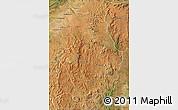 Satellite Map of Tsaratanana