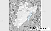Gray Map of Amparafaravola