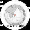 Outline Map of Amparafaravola