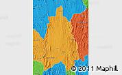 Political Map of Moramanga