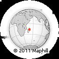Outline Map of Soanierana-Ivongo
