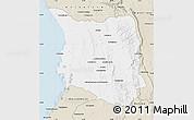 Classic Style Map of Belon-i Tsiribihina