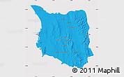 Political Map of Belon-i Tsiribihina, cropped outside