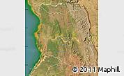 Satellite Map of Belon-i Tsiribihina