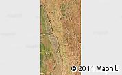Satellite Map of Miandrivazo