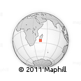 Outline Map of Tsihombe