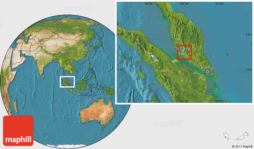 Satellite location map of kuala lumpur gumiabroncs Image collections