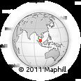 Outline Map of Terengganu