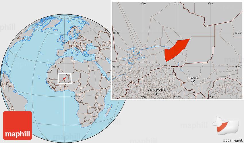 Gray Location Map of Gao on gao icarus, gao and tomb of askia, ancient ghana map, nairobi kenya map, walata map, sahel grassland map, gao brothers, u.s. capitol map, songhai kingdom map, ancient african civilizations map, gao africalandcsape, gao city, gao international airport, mali map, locating countries on a map, tripoli map, african kingdoms map, mozambique map, taghaza map, gao elephant,