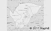 Silver Style Map of Yelimane