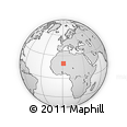 Outline Map of N.a.