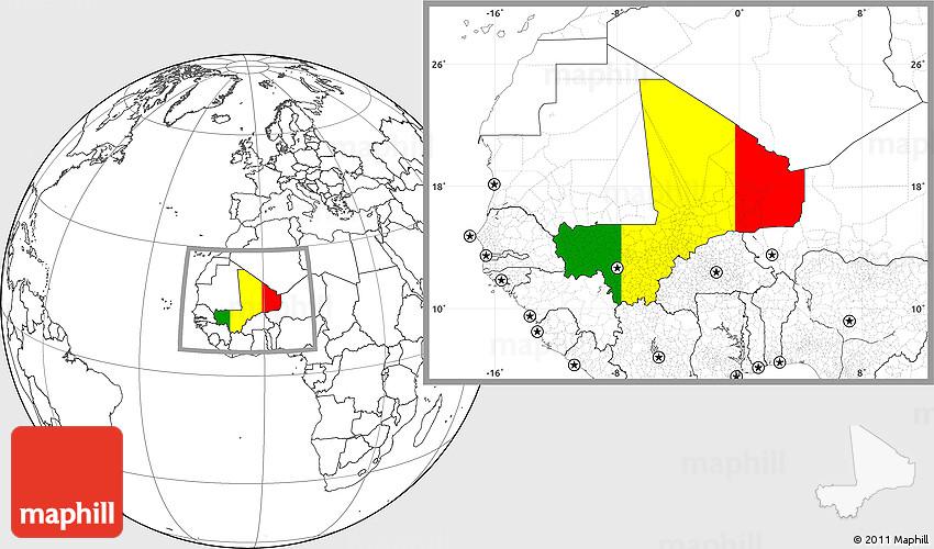 Image Gallery Mali Location