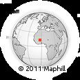 Outline Map of Baye