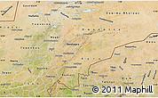 Satellite Map of Mopti