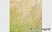 Satellite Map of Segou