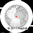 Outline Map of Koumantou